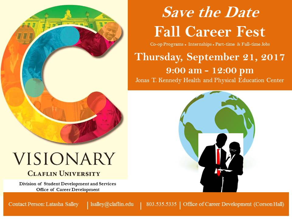 Fall Career Fest_Save_The_Date_September 21 2017