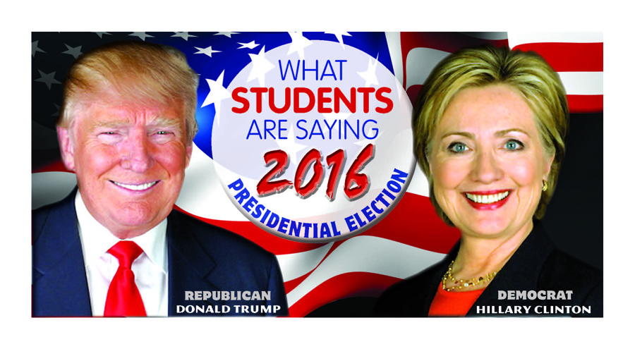 What Students are Saying about the Presidential Election