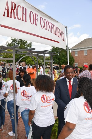 Claflin Welcoming Class of 2019