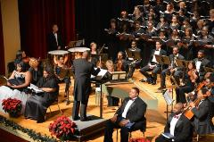 Messiah Concert at Claflin