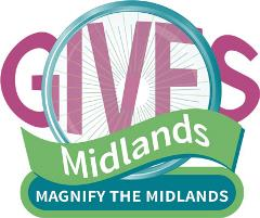 Midlands Gives Campaign Logo