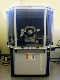 Powder X-Ray Diffraction (XRD) - lab equipment