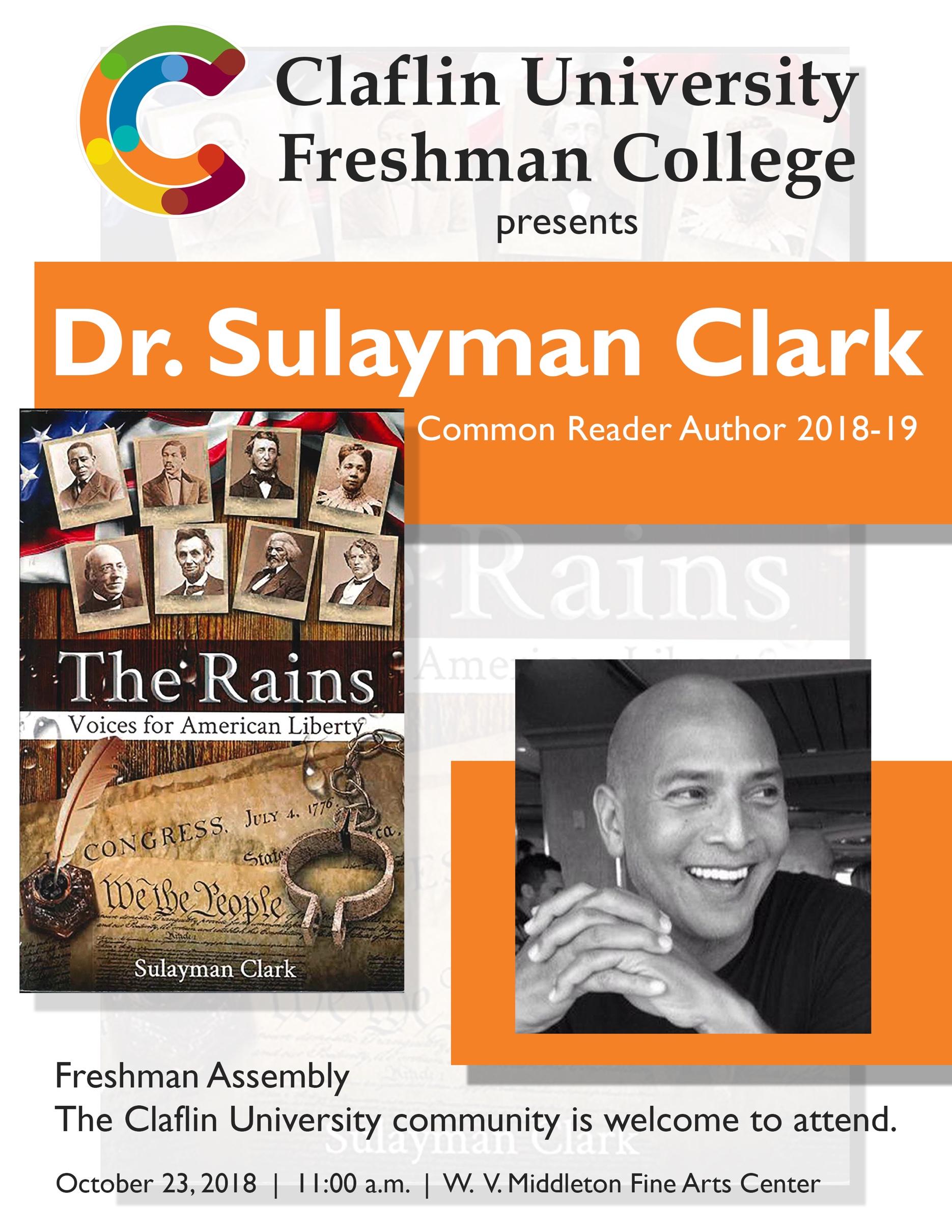 Dr. Sulayman Clarlk