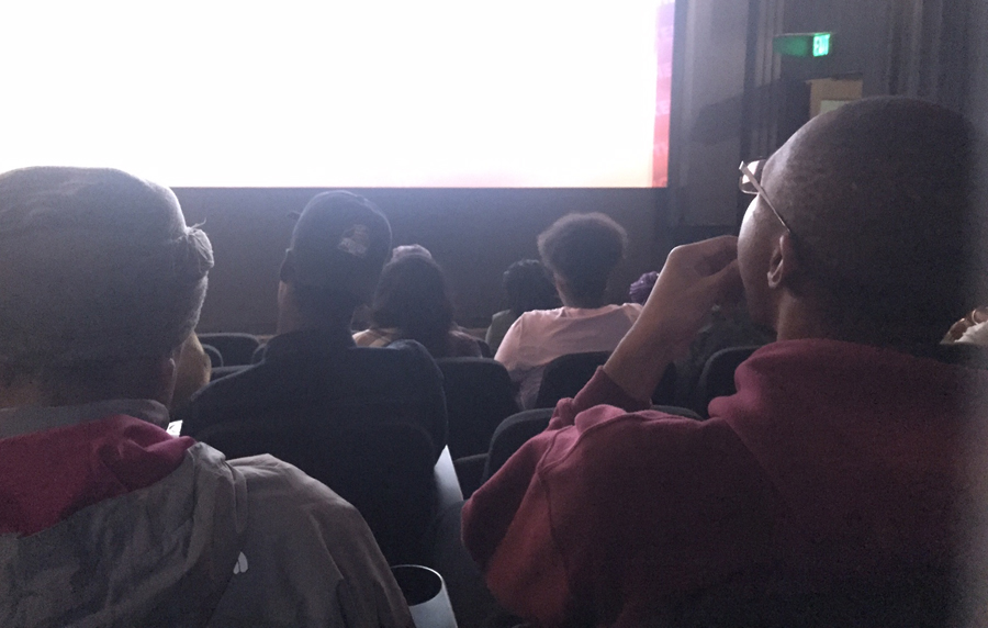 PANTHER 2017 film screening 1