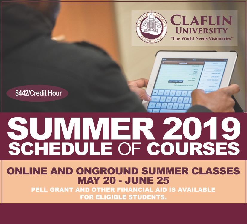 Summer courses 2019 spotlight