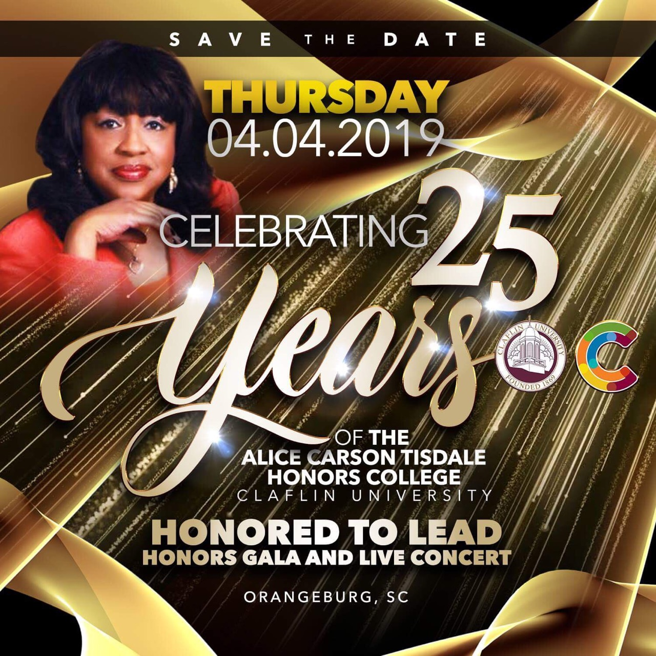 Mrs Tisdale Honors Gala