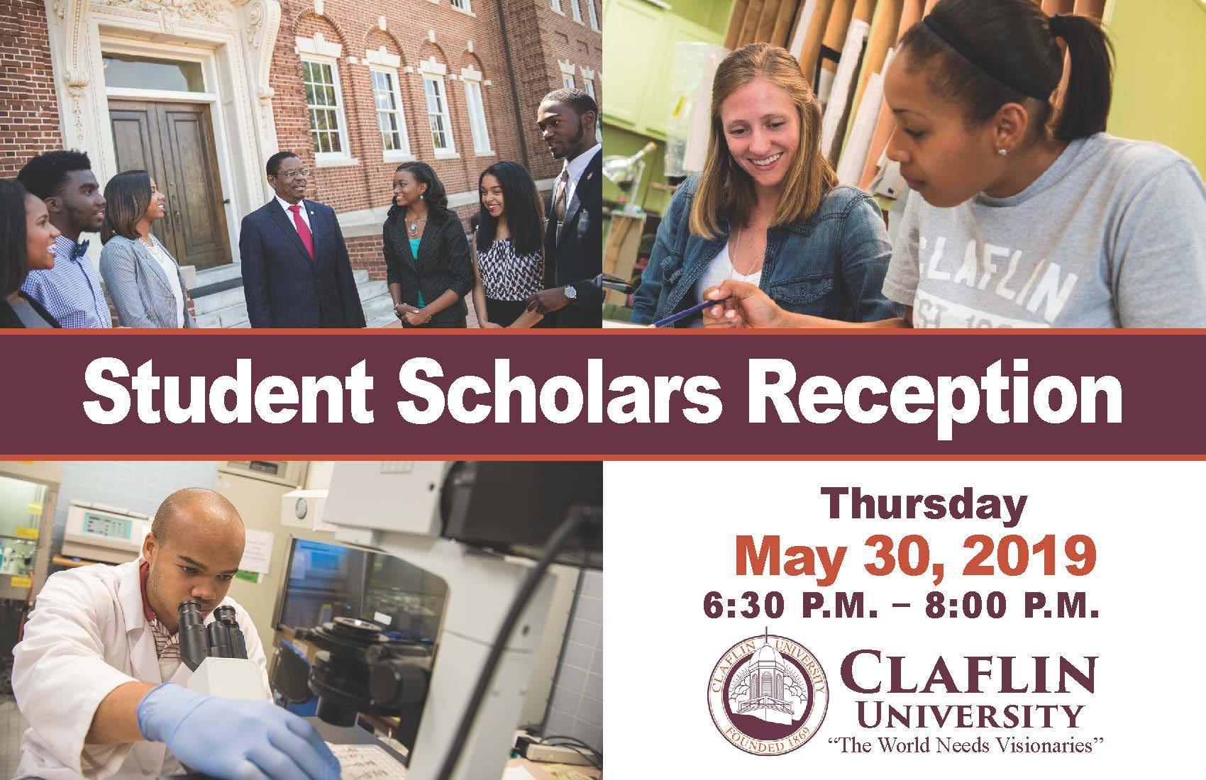 Student Recruitment Reception - THURSDAY MAY 30 Effingham SC _Page_1