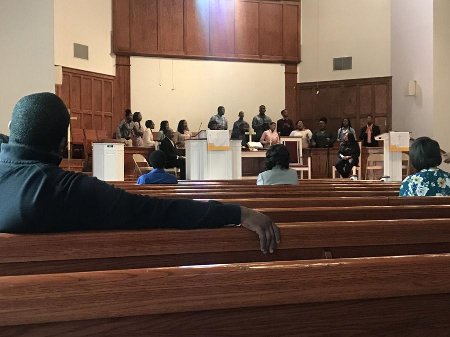 2018 calabash church service 2