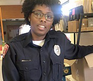2018 PANTHER claflin dps officer