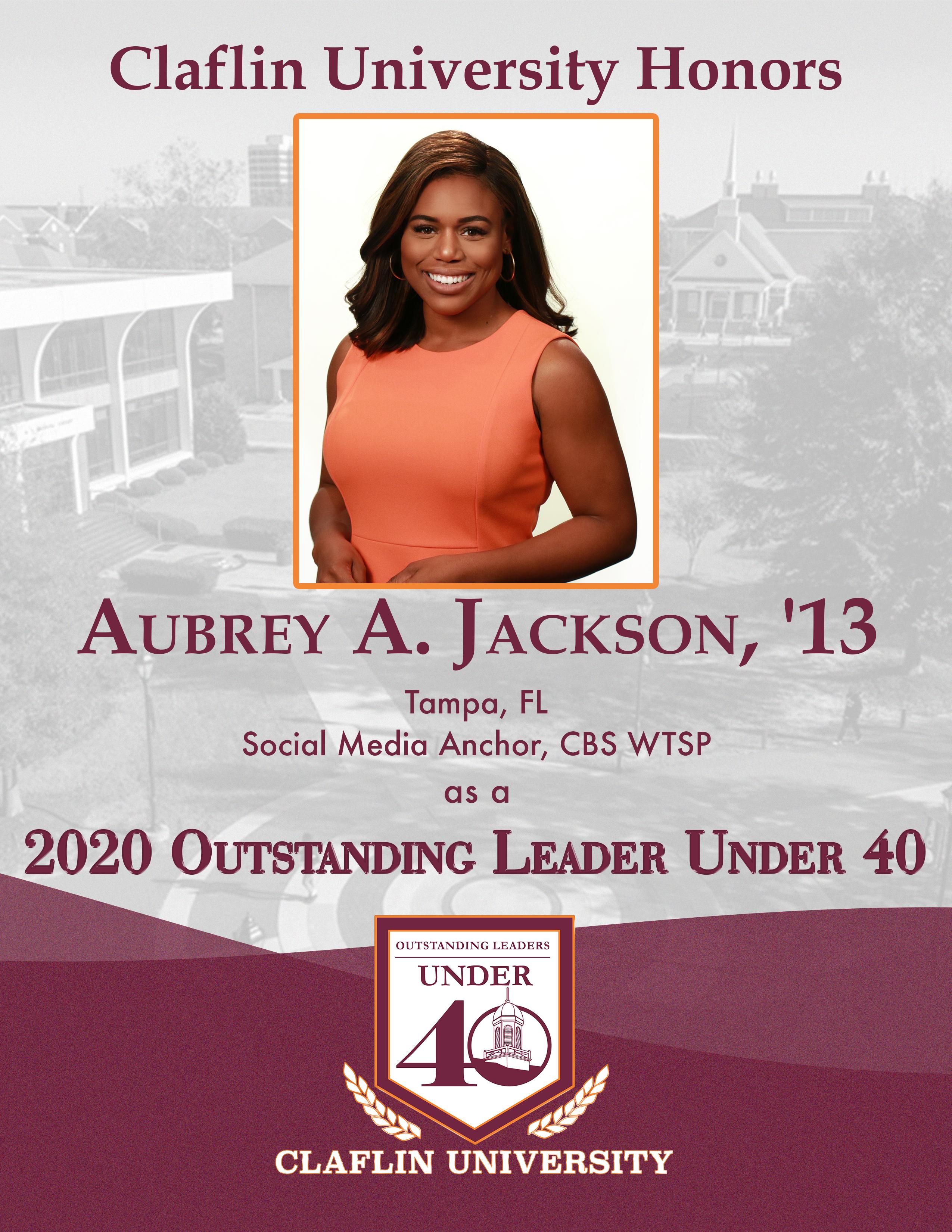Aubrey A. Jackson