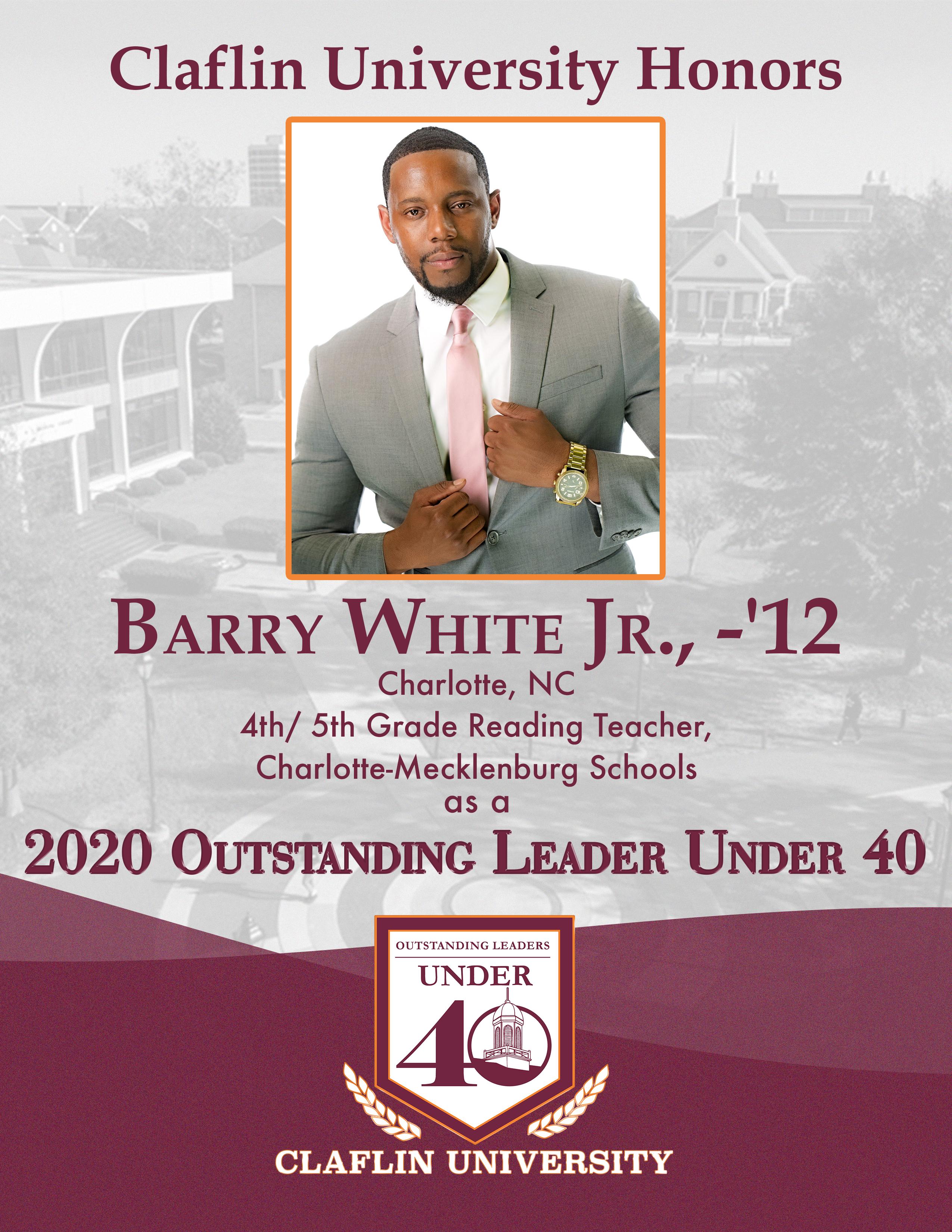 Barry White Jr.