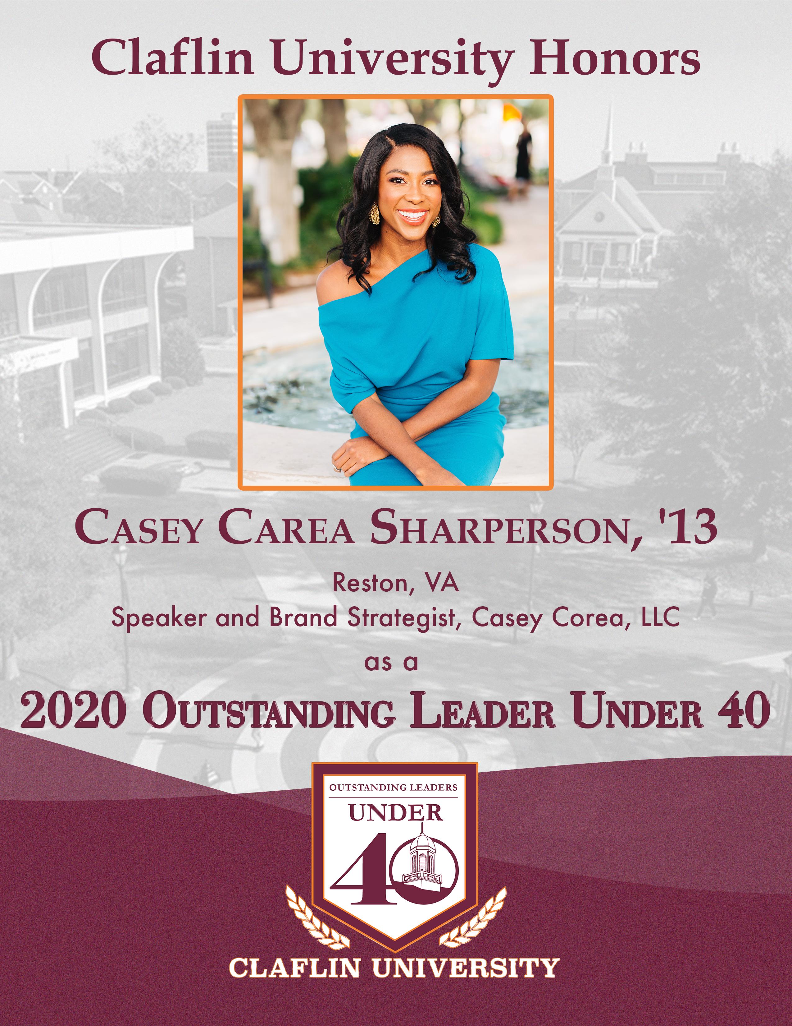 Casey Carea Sharperson