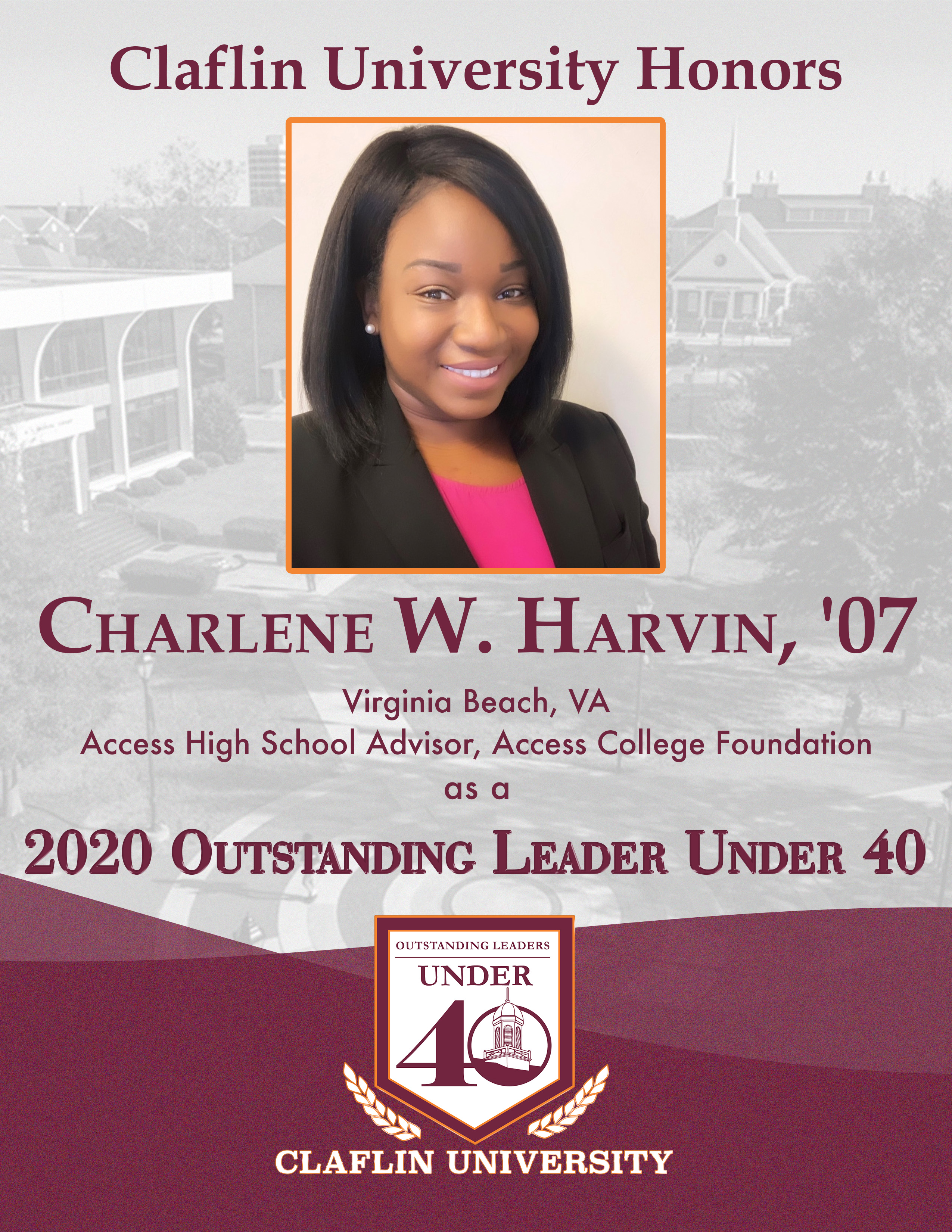 Charlene W. Harvin