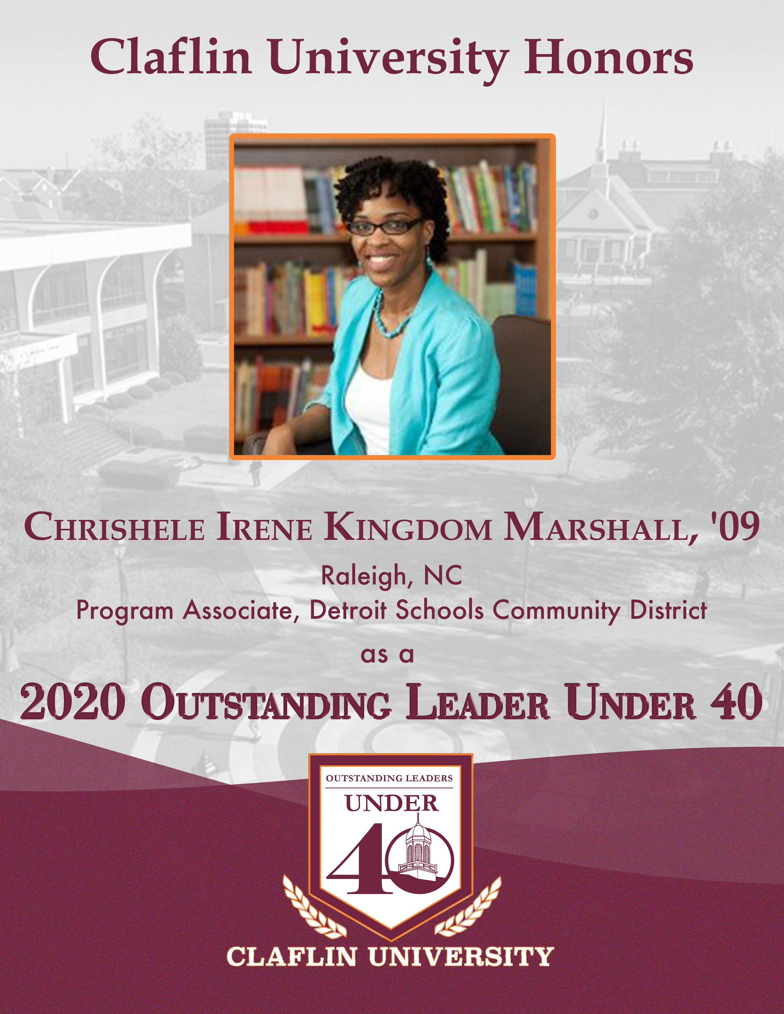 Chrishele Irene Kingdom Marshall