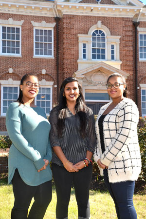 Claflin Students Head to White House