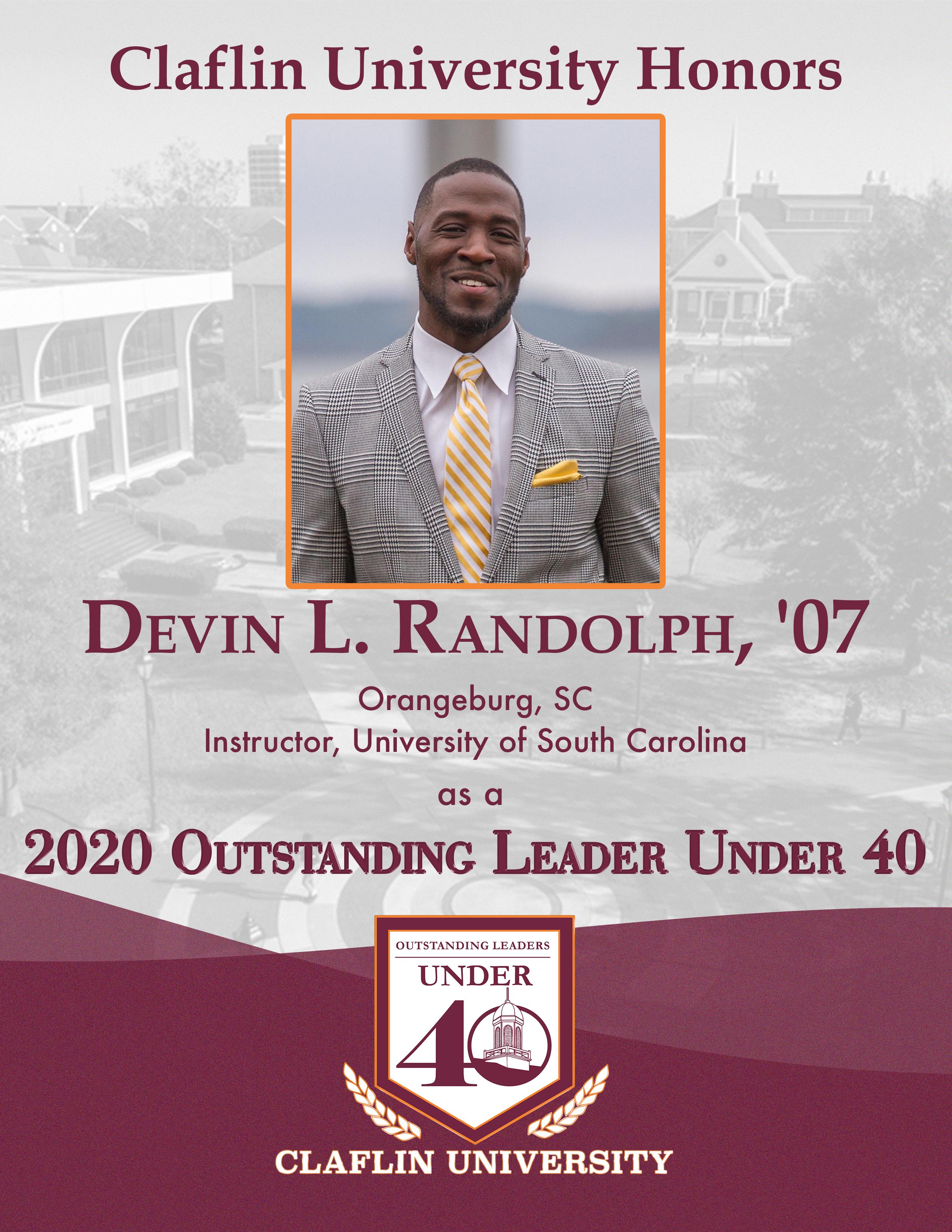 Devin L. Randolph