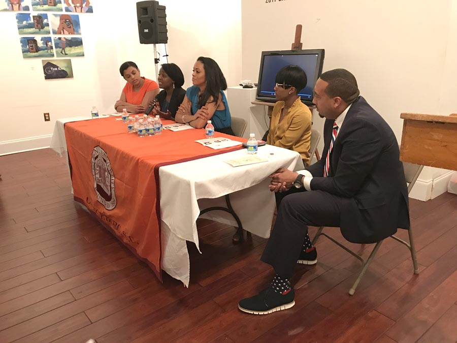 PANTHER 2017 diversity forum
