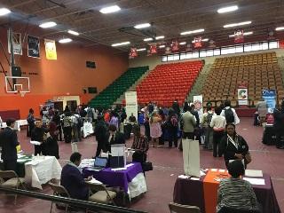 PANTHER 2017 fall graduate school fair jelah anderson