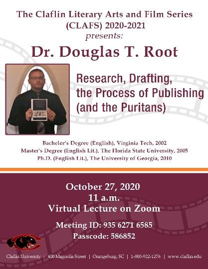 CLAFS 2020-2021 Douglas Root
