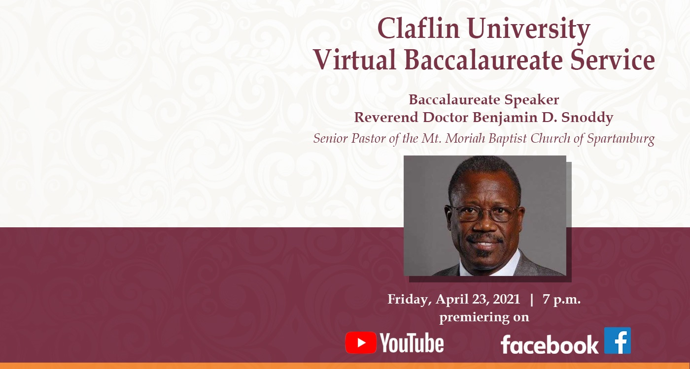 Claflin University  Virtual Baccalaureate Service
