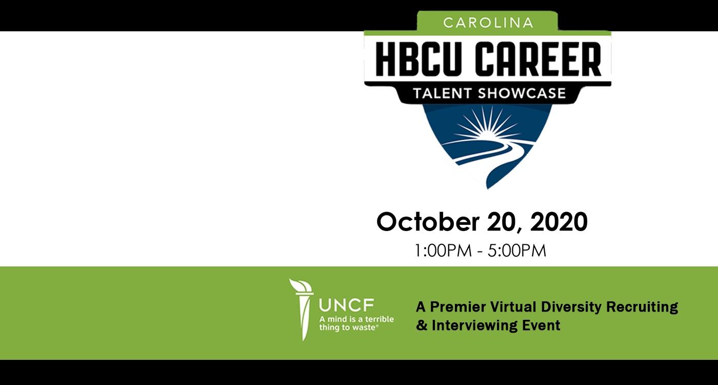 HBCU talent career showcase 2020