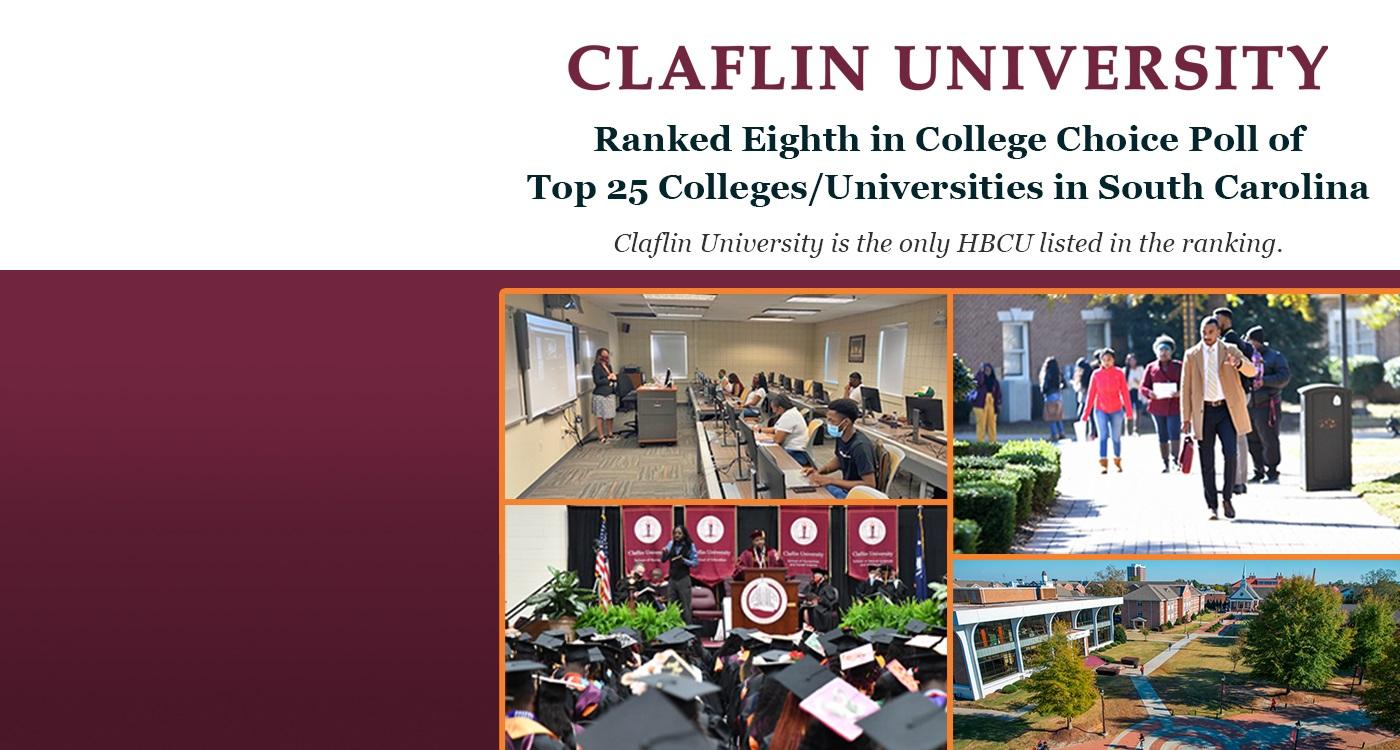 SC College Rankings 2021