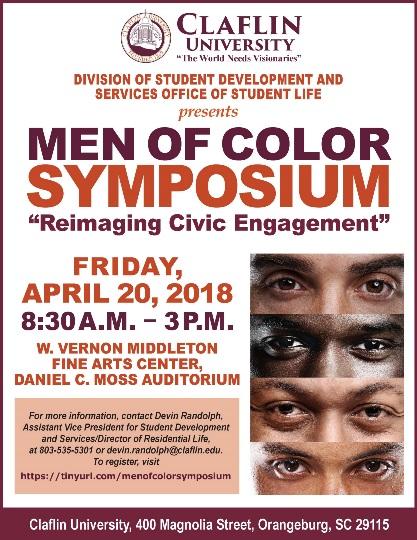 Men of color Symposium_2018
