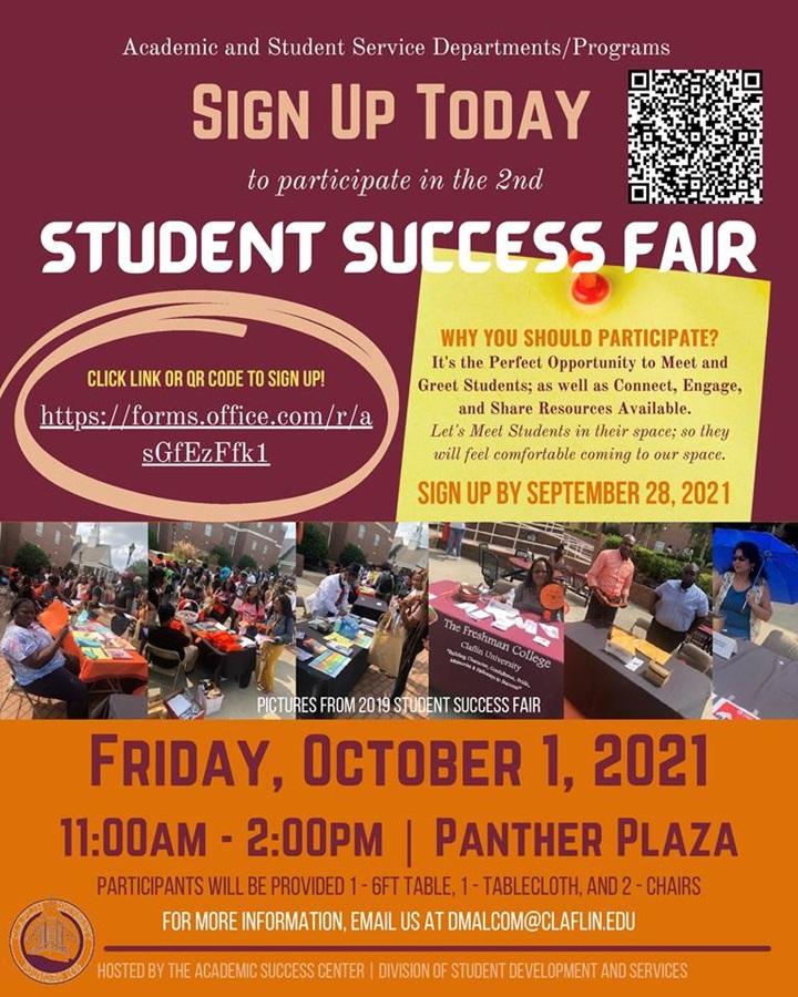 Student Success Fair